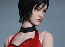 Hot Toys VGM 16 Biohazard 4 HD - Ada Wong