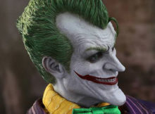Hot Toys VGM 27 Batman : Arkham Asylum - Joker