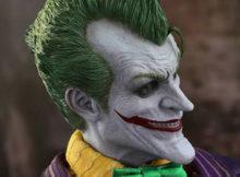 DC Comics Joker Arkham Asylum Figure