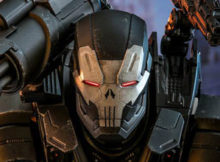 Marvel Future Fight The Punisher One Sixth Scale