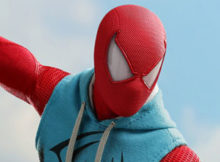 Spider-Man Scarlet Spider One Sixth Scale