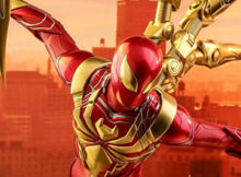Spider-Man Iron Spider Armor One Sixth Scale
