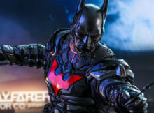 Batman Arkham Knight Batman Beyond One Sixth Scale Figure