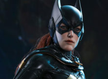 Batman Arkham Knight Batgirl One Sixth Scale Figure