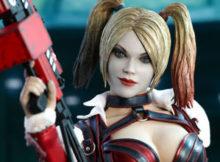 Batman Arkham Knight Harley Quinn One Sixth Scale Figure