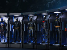 Batman Arkham Knight Armory