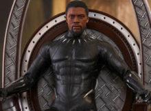 Black Panther Wakanda Throne One Sixth Scale Figure