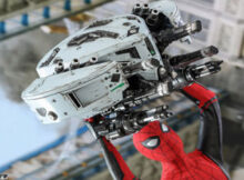 SPIDER-MAN Far From Home MYSTERIO'S DRONES One Sixth Scale