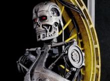 Hot Toys DMS 03 Terminator : Salvation - Terminator Factory T-700