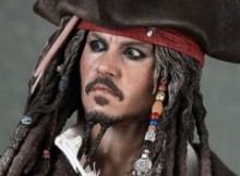 Hot Toys DX 06 POTC : On Stranger Tides - Captain Jack Sparrow