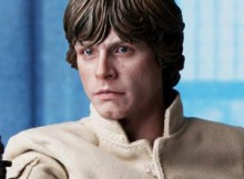 Hot Toys DX 07 Star Wars : Luke Skywalker (Bespin Outfit)