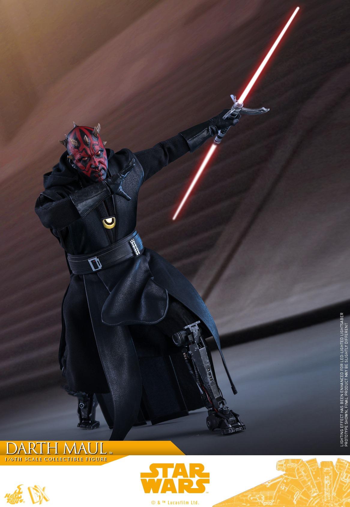 Hot Toys DX Darth Maul zu Solo: A Star Wars Story