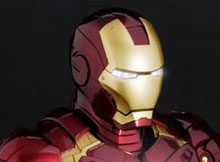 Hot Toys HTB 06 Iron Man 2 Mark IV