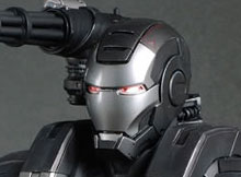 Hot Toys HTB 07 Iron Man 2 War Machine