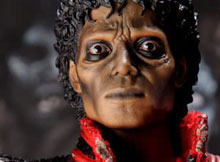 Hot Toys MIS 09 Michael Jackson - Thriller