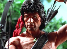 Hot Toys MMS 06 First Blood II - John J. Rambo