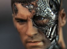 Hot Toys MMS 100 Terminator : Salvation - Marcus Wright