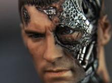 Hot Toys MMS 100 Terminator : Salvation - Marcus Wright