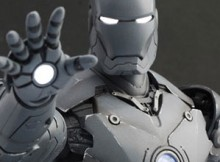 Hot Toys MMS 101 Iron Man - Mark III Gunmetal