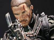Hot Toys MMS 111 Terminator : Salvation - John Connor (Final Battle Version)