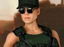 Hot Toys MMS 119 Terminator 2 - Sarah Connor