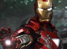 Hot Toys MMS 132 Iron Man 2 - Mark VI