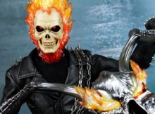 Hot Toys MMS 133 Ghost Rider