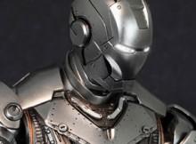 Hot Toys MMS 150 Iron Man 2 - Mark II (Armor Unleashed)