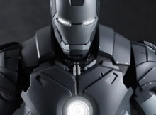 Hot Toys MMS 153 Iron Man II - Mark IV (Secret Project)