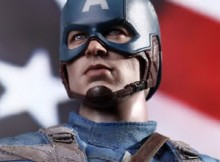Hot Toys MMS 156 Captain America : The First Avenger