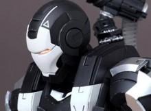 Hot Toys MMS 166 Iron Man 2 - War Machine (Special Version)