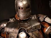 Hot Toys MMS 168 Iron Man - Mark I (2.0)