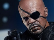 Hot Toys MMS 169 The Avengers - Nick Fury