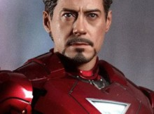 Hot Toys MMS 171 The Avengers - Iron Man Mark VI