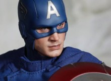 Hot Toys MMS 174 The Avengers - Captain America