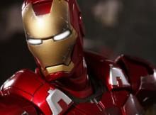 Hot Toys MMS 185 The Avengers - Iron Man Mark VII