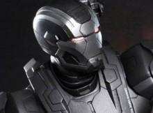 Hot Toys MMS 198 D03 Iron Man 3 - War Machine Mark II