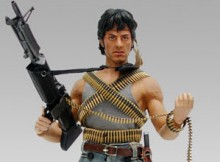 Hot Toys MMS 21 First Blood – John J. Rambo