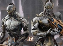 Hot Toys MMS 228 The Avengers - Chitauri Commander & Footsoldier