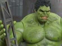 Hot Toys MMS 230 Avengers - Bruce Banner & Hulk