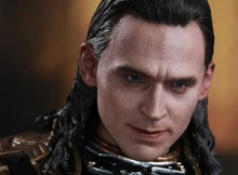 Hot Toys MMS 231Thor : The Dark World - Loki