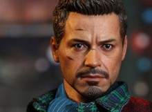 Hot Toys MMS 232 Iron Man 3 - Rose Hill Tony Stark