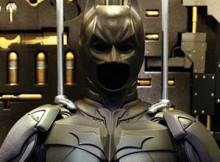 Hot Toys MMS 234 TDK Batman Armory w/ Batman