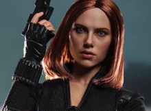 Hot Toys MMS 239 Captain America: TWS - Black Widow