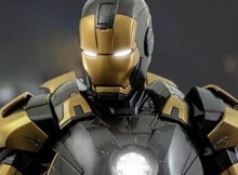 Hot Toys MMS 248 Iron Man 3 - Mark XX Python
