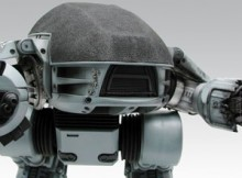 Hot Toys MMS 25 Robocop - Ed-209 (Battle Damaged Version)