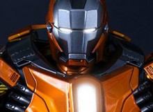 Hot Toys MMS 258 Iron Man 3 – Mark XXXVI Peacemaker