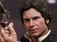 Hot Toys MMS 261 Star Wars IV - Hans Solo