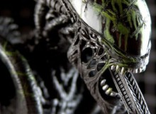 Hot Toys MMS 28 AVP - Grid Alien
