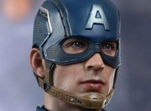 Hot Toys MMS 281 Avengers : Age of Ultron - Captain America
